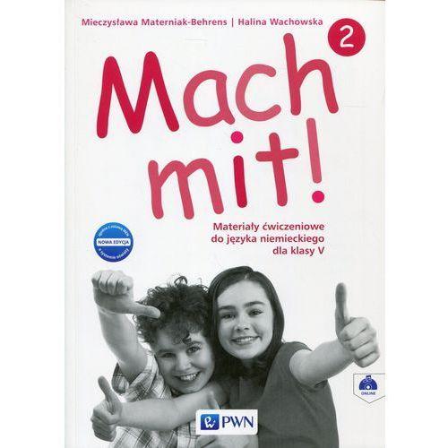 Mach mit! 2 Nowa edycja Materiały ćwiczeniowe dla klasy 5 - Wysyłka od 3,99 (2013)