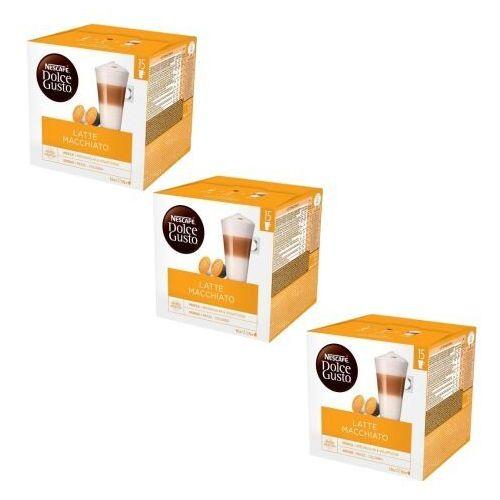Nescafe Dolce Gusto Latte Macchiato 3 x 30 kapsułek