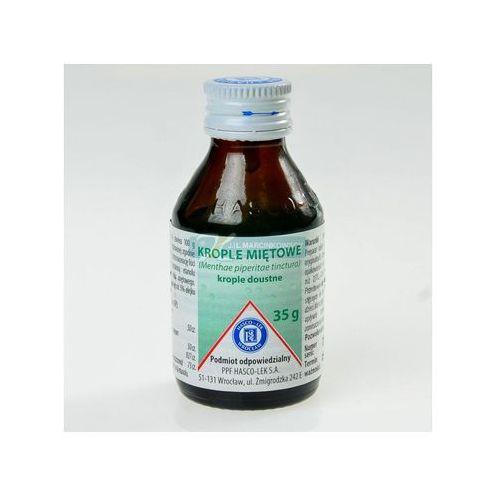 Tinctura menthae piperitae 35 g (krople miętowe Hasco-Lek) (5909994097018)