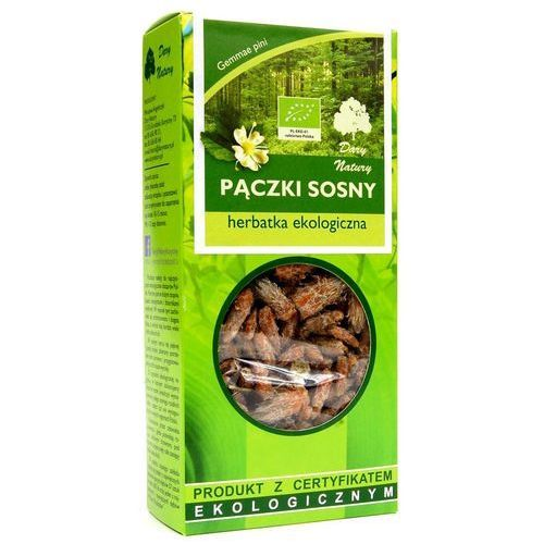 Dary natury Herbatka pączki sosny bio 50 g -
