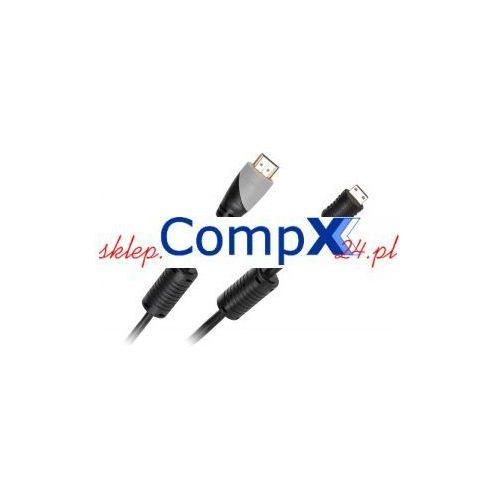 Kabel  hdmi - mini hdmi 1.8m (kpo3958-1.8) darmowy odbiór w 19 miastach!, marki Cabletech