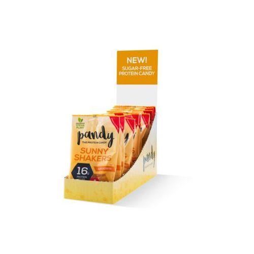 Pandy protein sunny shakers - cytrynowe żelki proteinowe z bcaa bez cukru - 12 x 70g