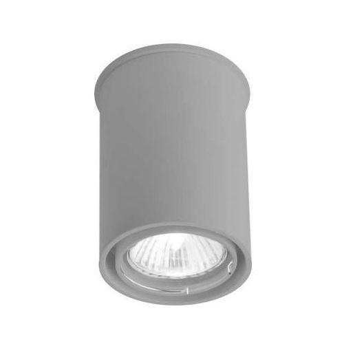 Shilo Spot lampa sufitowa osaka 1119/gu10/sz natynkowa oprawa downlight szary