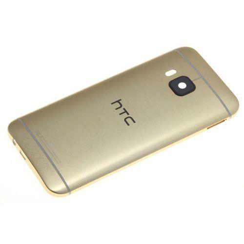 ORYGINALNY KORPUS KLAPKA BATERII HTC ONE M9 ZŁOTY Grade B