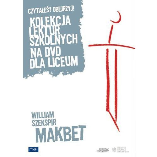 Telewizja polska Makbet - od 24,99zł darmowa dostawa kiosk ruchu (5902600068662)