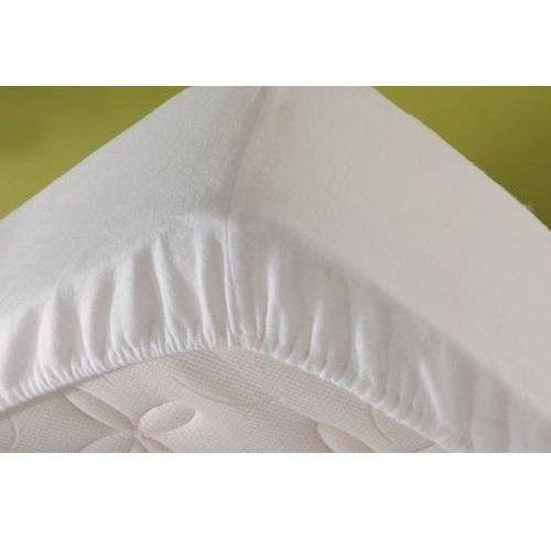 Podkład ochraniacz lux 80x200 250gr/m2 100 % bawełna egipska wodoodporny higieniczny hotelowy marki Slevo