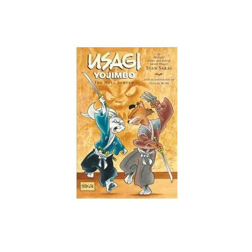 Usagi Yojimbo Volume 31: The Hell Screen Limited Edition