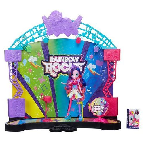 Hasbro. My Little Pony. Equestria Girls - zestaw koncert rockowy - Hasbro (5010994819101)