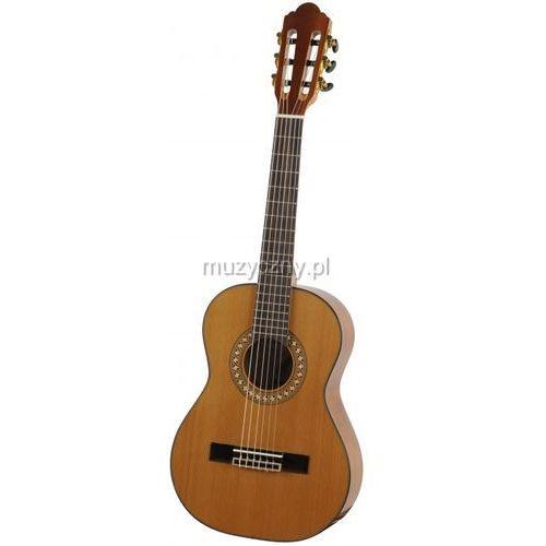 Hoefner HC504 Solid Cedar Top gitara klasyczna 1/2