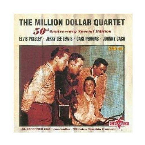 Sony music entertainment Elvis presley - the complete million dollar quartet