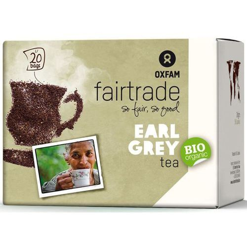 Oxfam fair trade (ft) (kawy i inne produkty ft) Herbata ekspresowa earl grey fair trade bio (20 x 1,8 g) - oxfam