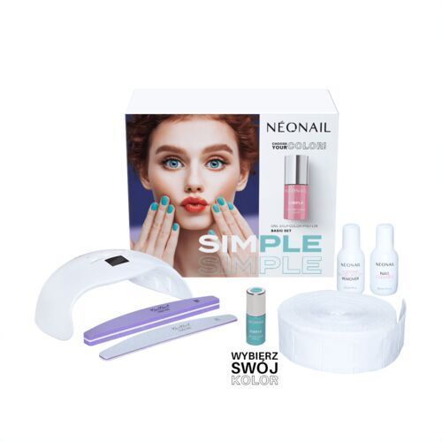 Zestaw startowy SIMPLE One Step Color Protein BASIC Starter Set (5903274099969)