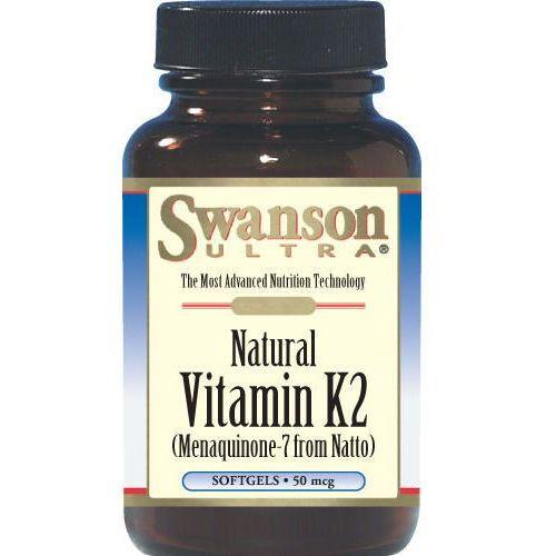 Witamina K2 30kaps z kategorii Pozostałe zdrowie