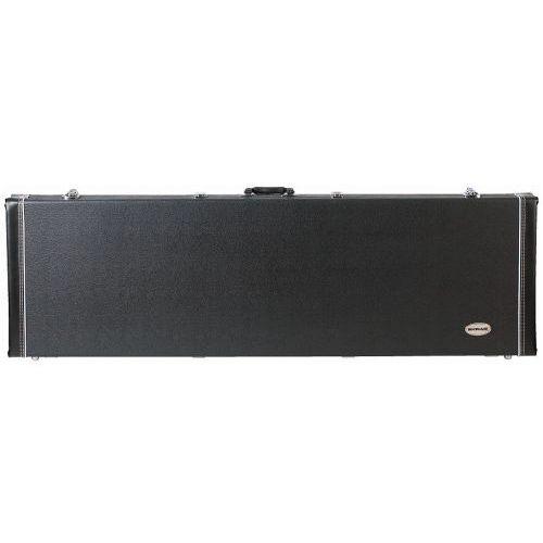 Rockcase RC 10622 B/SB futerał do gitary basowej typu B.C. Rich Warlock Bass, prostokątny, czarny