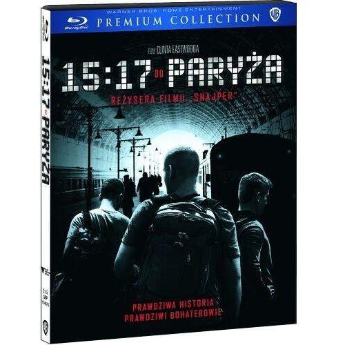 15:17 do paryża (dvd) premium collection (płyta bluray) marki Clint eastwood