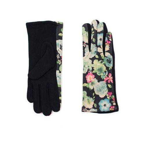 Art Rękawiczki kwiatowe jasne zielone - jasne zielone