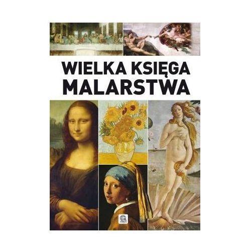 Wielka księga malarstwa 69,95, książka w oprawie twardej