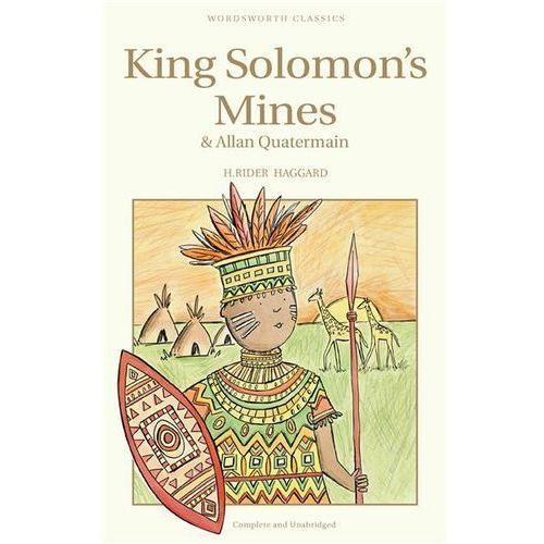 King Solomon's Mines & Allan Quatermain, Wordsworth