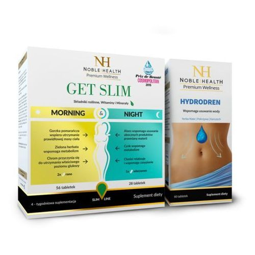 Tabletki Get Slim Morning & Night