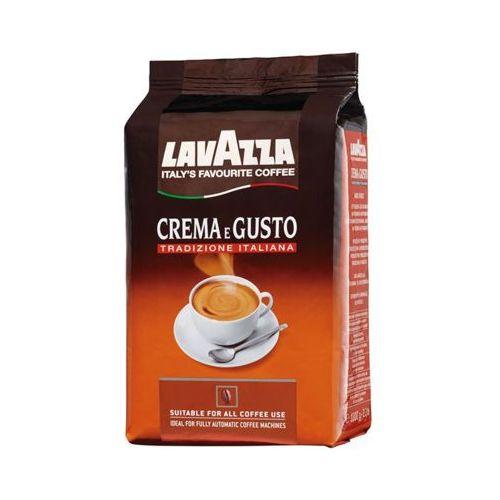 LAVAZZA 1kg Crema e Gusto Tradizione Italiana Kawa ziarnista