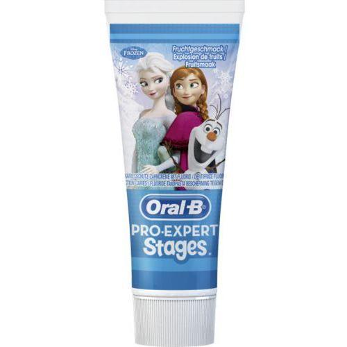 Pasta dla dzieci stages 75 ml marki Oral b