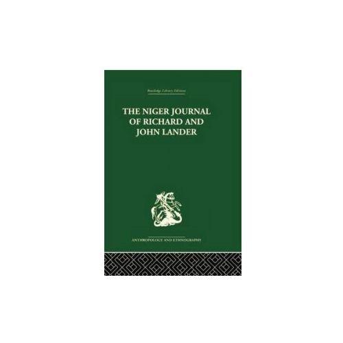 NIGER JOURNAL RICHARD LIBANTH