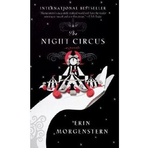 The Night Circus. Der Nachtzirkus, englische Ausgabe (506 str.)