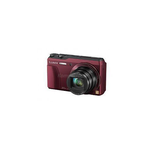 Aparat Panasonic Lumix DMC-TZ55 z zoomem optycznym [28x]