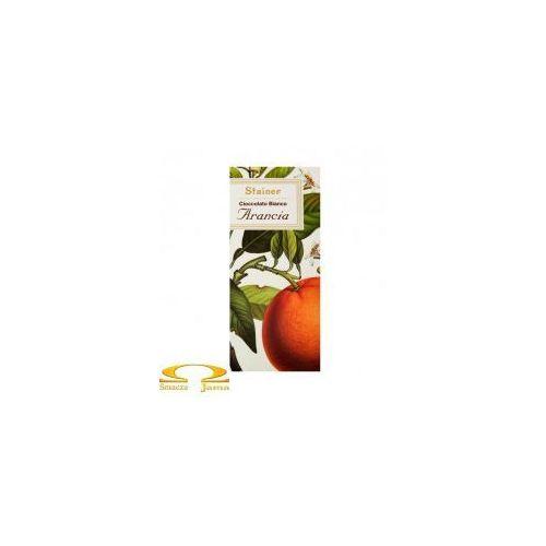 Czekolada z pomarańczą marki Stainer