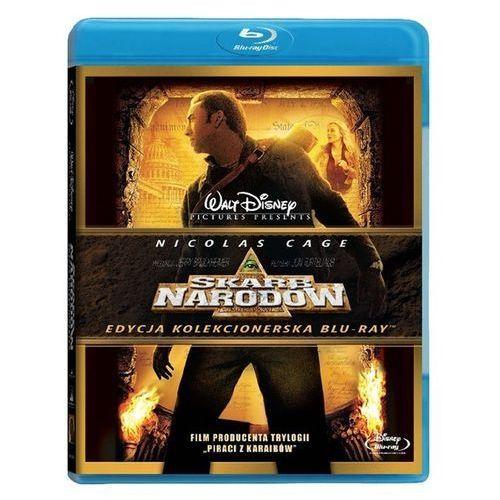 Skarb narodów 2: Księga Tajemnic (Blu-Ray) - Marianne Wibberley, Cormac Wibberley, 64030003092BL (1225383)