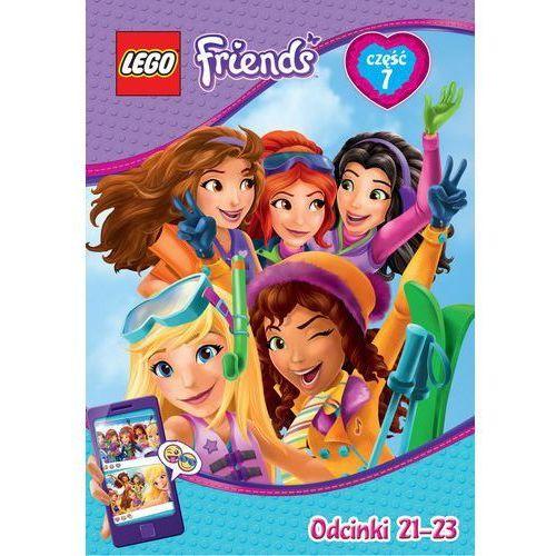 Lego Friends, Część 7. Odcinki 21-23 (DVD) - Various DARMOWA DOSTAWA KIOSK RUCHU