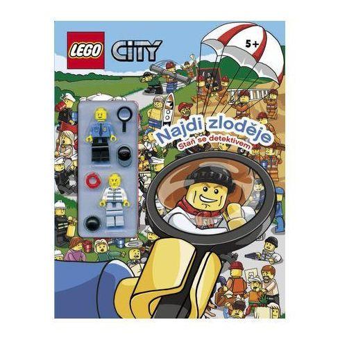 Lego® City Najdi Zloděje (9788025145906)