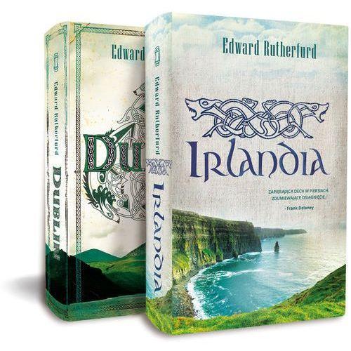 Pakiet: Dublin, Irlandia, Edward Rutherfurd
