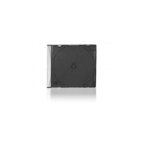 pudełko cd 1 slim czarne (200-pack) darmowy odbiór w 16 miastach!, marki Gembird