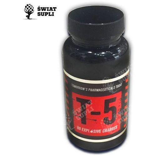 Zion labs Spalacz tłuszczu t-5 60 kaps limited edition t5 najlepszy produkt