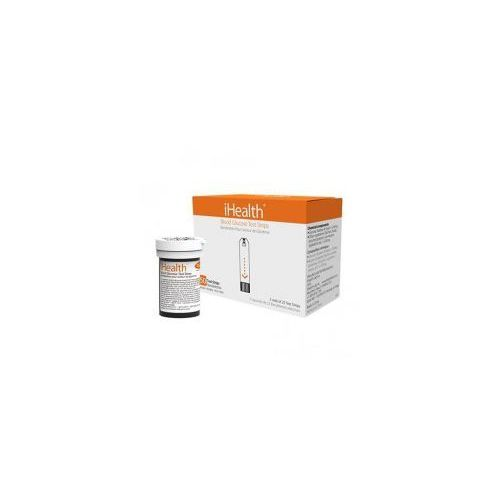 iHealth Glucose Test Strips - Paski do glukometra (50 sztuk) AGS-1000L, AGS-1000L.