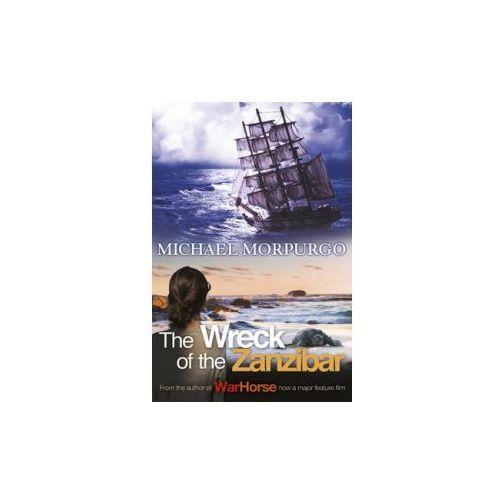 Wreck of the Zanzibar, Morpurgo, Michael, M. B. E.