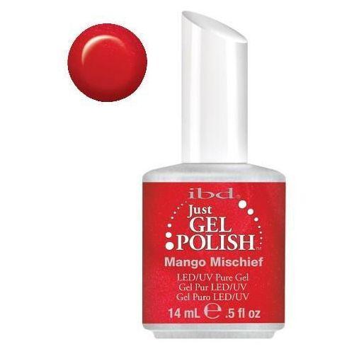 Lakier hybrydowy Just Gel Mango Mischief 14ml IBD, 1210277051