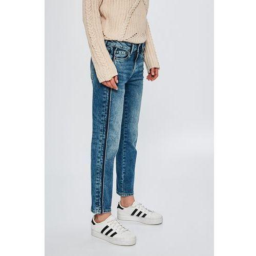 - jeansy jolie marki Pepe jeans