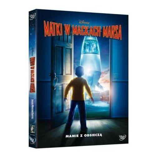 Film Matki w mackach Marsa DVD (5907610738451)