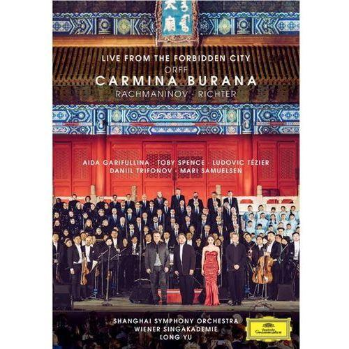 Live from the forbidden city (orff carmina burana) - różni wykonawcy (płyta dvd) marki Various artists