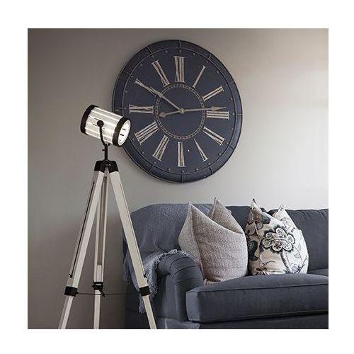 133973 lampa podłogowa torchio pt1 big biała marki Ideal lux