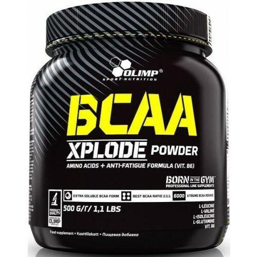Olimp bcaa xpolde powder 500g ice tea (5901330068508)