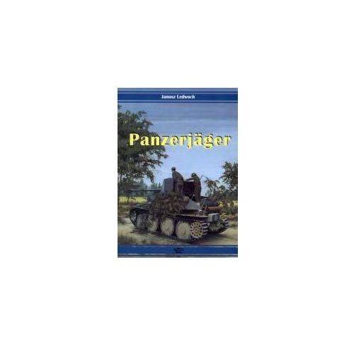 Panzerjager, oprawa broszurowa