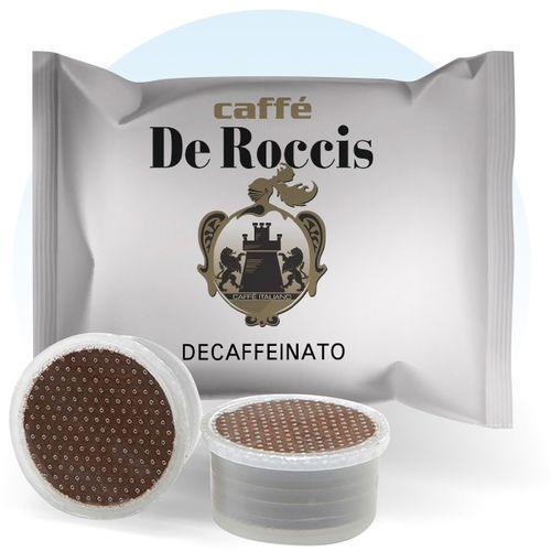 Kapsułki lavazza espresso point Decaffeinato (kawa bezkofeinowa) de roccis kapsułki do lavazza espresso point – 100 kapsułek