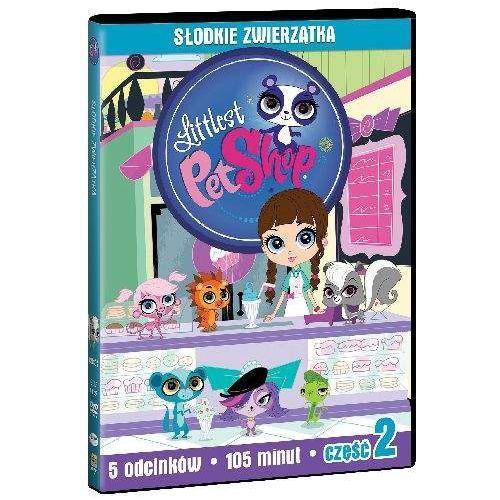 Hasbro studios Littlest pet shop. część 2 (dvd) - joel dickie, dallas parker