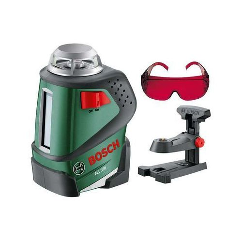 Poziomica laserowa Bosch PLL 360 - ATRAKCYJNA CENA! (3165140562898)