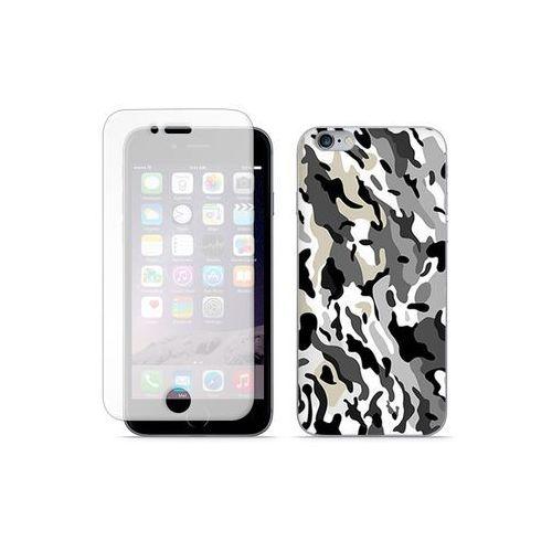 Etuo full body slim fantastic Apple iphone 6s plus - etui na telefon full body slim fantastic - szare moro
