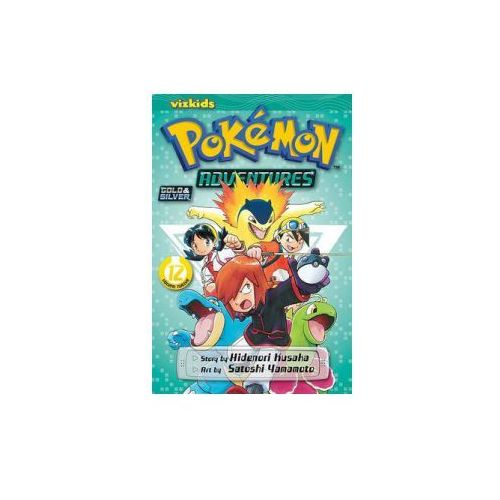 Pokemon Adventures (Gold and Silver), Vol. 11