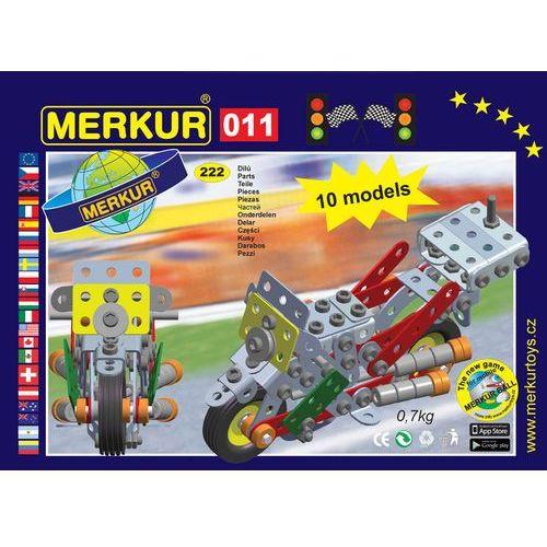 M 011 Motocykl - 230 elementów, Merkur z Mall.pl